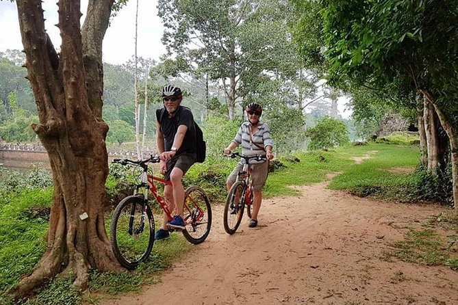 Angkor Trail Discovery by Bicycle