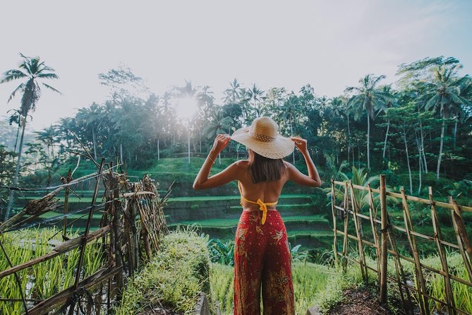 Private Tour: The Most Beautiful Places in Ubud