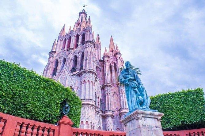 Private tour to Queretaro and San Miguel de Allende leaving the CDMX