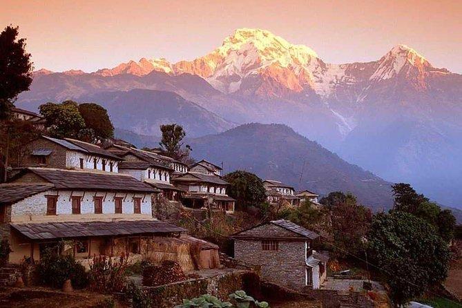 Nagarkot sunrise and Dhulikhel Day Hike from Kathmandu