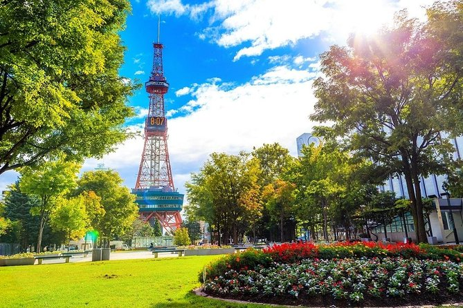 Sapporo / Hokkaido Half-Day Private Tour with Government Licensed Guide