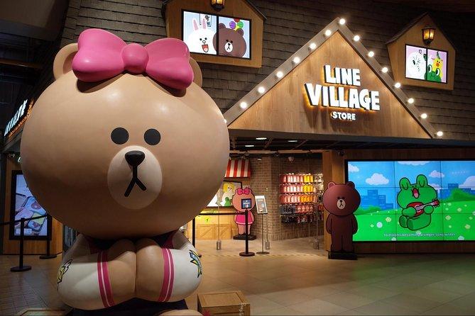 Skip the Line: Fun at Line Village Bangkok Ticket