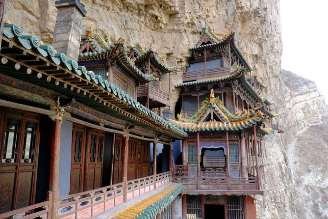 Hanging Temple Datong
