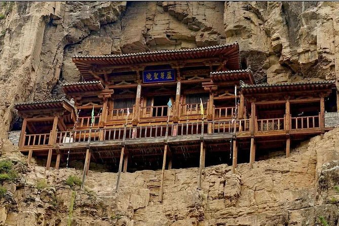 Datong Private Round-Trip Transfer Service to Hanging Temple, Yungang Grottoes photo 7