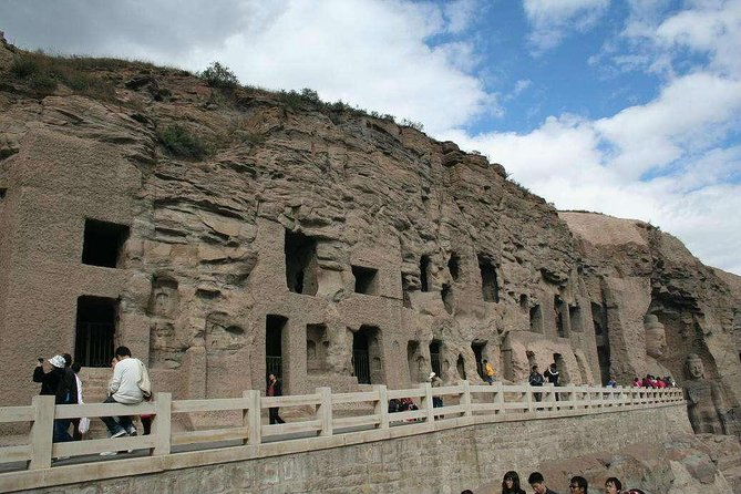 Datong Private Round-Trip Transfer Service to Hanging Temple, Yungang Grottoes photo 3