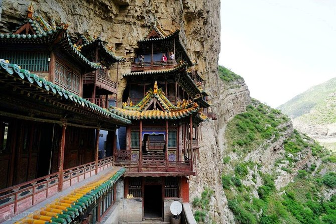 Private Day Tour to Hengshan Hanging Temple from Pingyao photo 2
