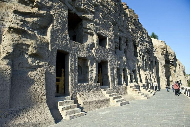 Datong Private Round-Trip Transfer Service to Hanging Temple, Yungang Grottoes photo 4