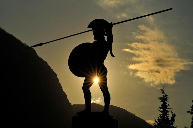 2 Days Herodotus History Tour - Marathon, Thermopylae, Delphi, Plataea, Salamis