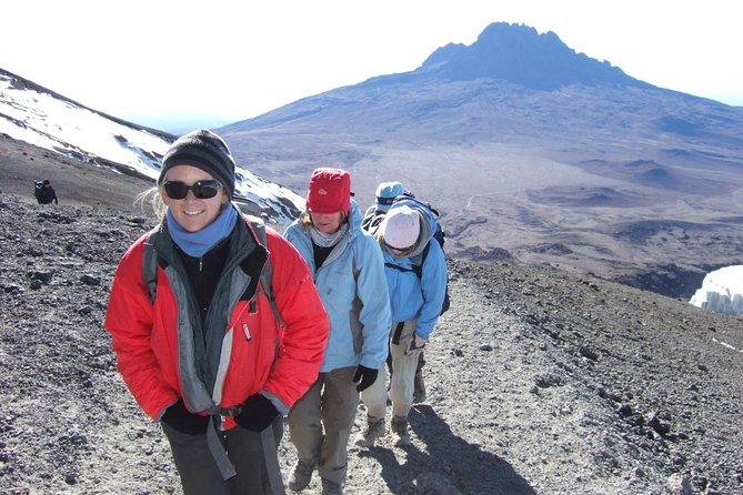 6 Days Kilimanjaro Hiking Via Machame Route -With- Burigi chato Safaris Co L.T.D
