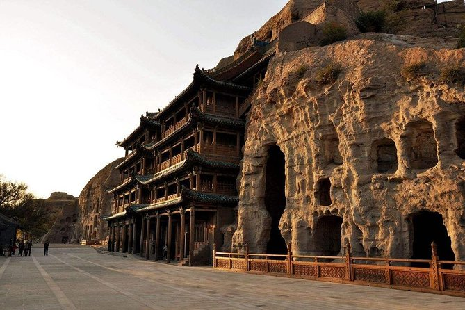 All Inclusive Taiyuan Private Day Tour to Hanging Temple and Yungang Grottoes photo 6