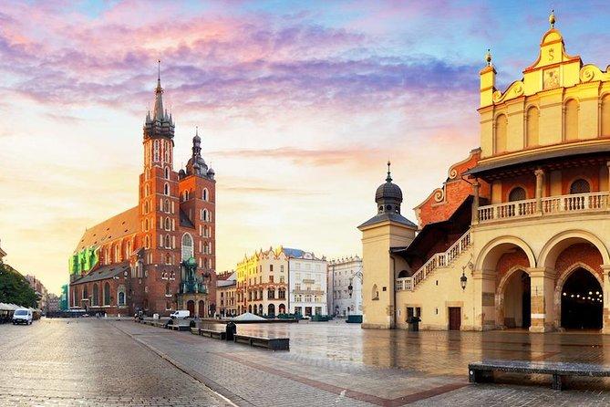 Old Town Krakow Walking Tour
