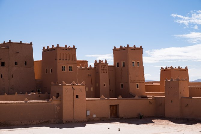 8 Days Tour Imperial Cities and Desert
