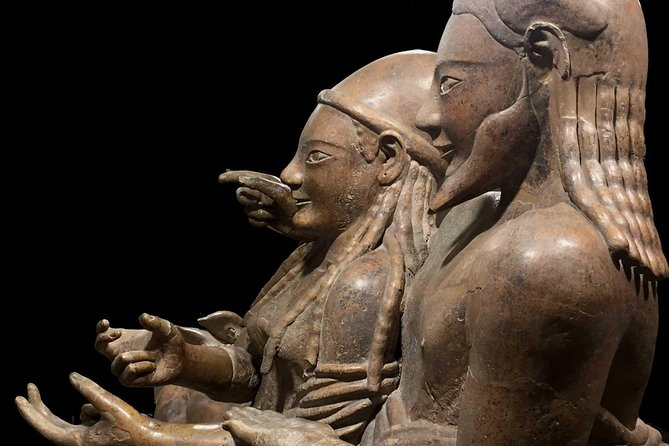 Private Tour - National Etruscan Museum