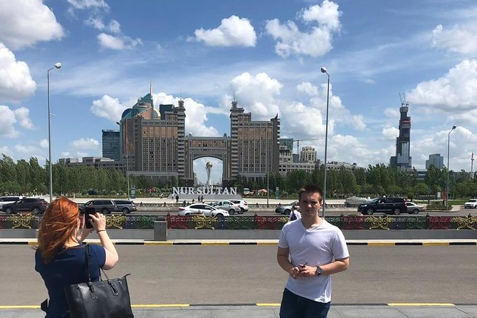 Nur-Sultan 3-Hour Private City Tour, Inclusive of Hotel Pickup & Entry Fees