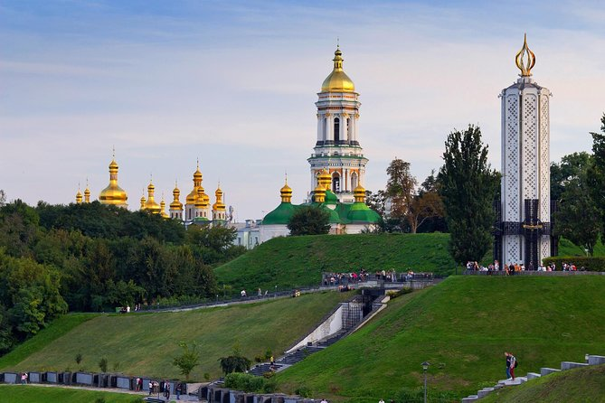 Kyiv: transformation through the centuries