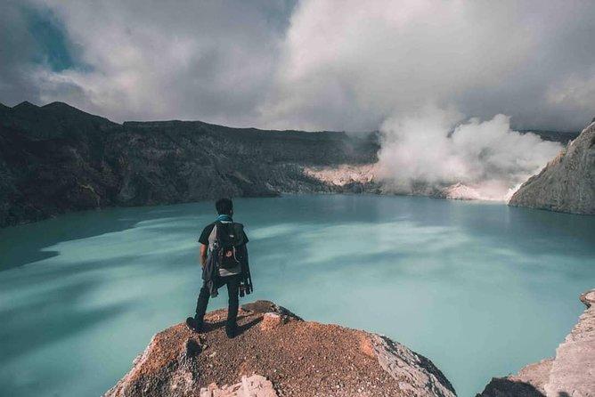 Baliance - Ijen Crater (Blue Fire) from Bali