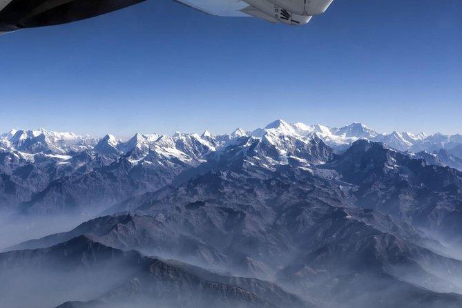 1 Hour Mount Everest flight from Kathmandu