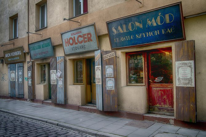 Small group Jewish District Kazimierz Walking Tour