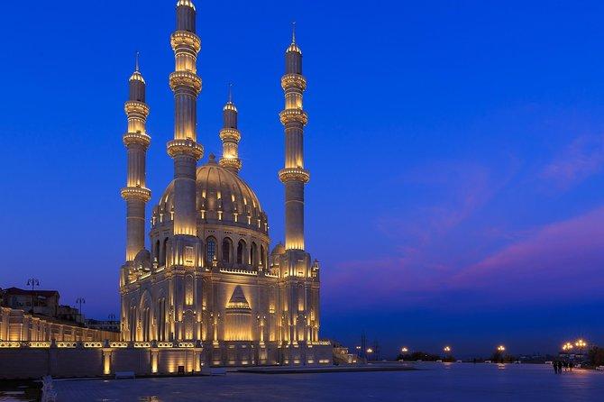 Night Baku GROUP TOUR