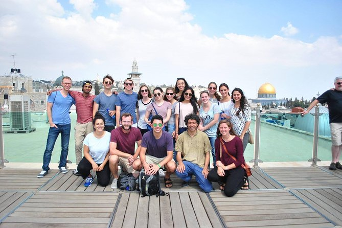 Jerusalem Private Tour EXPLORE LIFE THEN & NOW