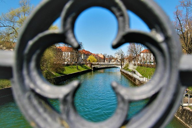 Discovery Walk in Ljubljana: a green city adventure filled with history