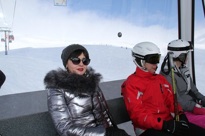 Gudauri Ski-Resort and Kazbegi. (Private tour)