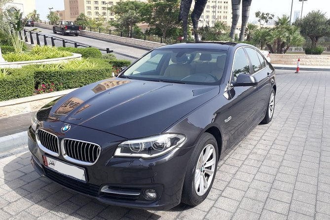 Arrival Private Transfer Doha Airport DOH to Doha City by Business Car
