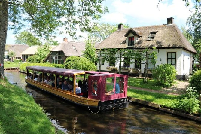 Cruise Giethoorn