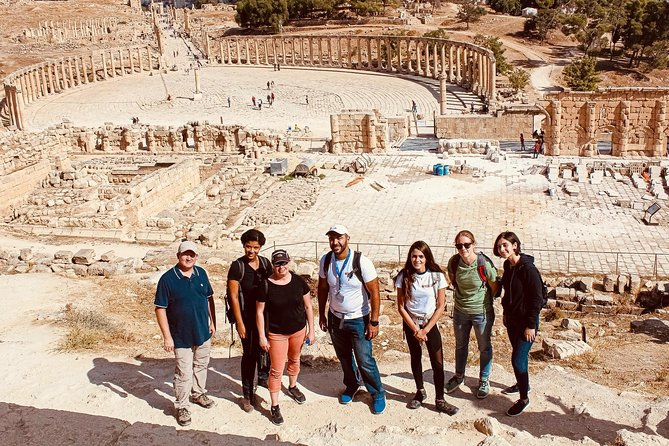 Jerash & Ajloun Tour from Amman (1 Day)