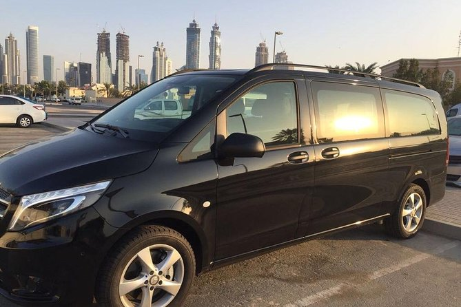 Departure Private Transfer Dubai City to Dubai Airport DXB by Luxury Van photo 8