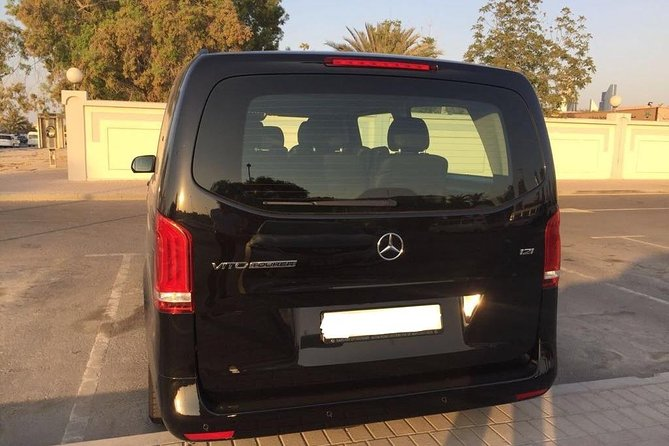 Departure Private Transfer Dubai City to Dubai Airport DXB by Luxury Van photo 9