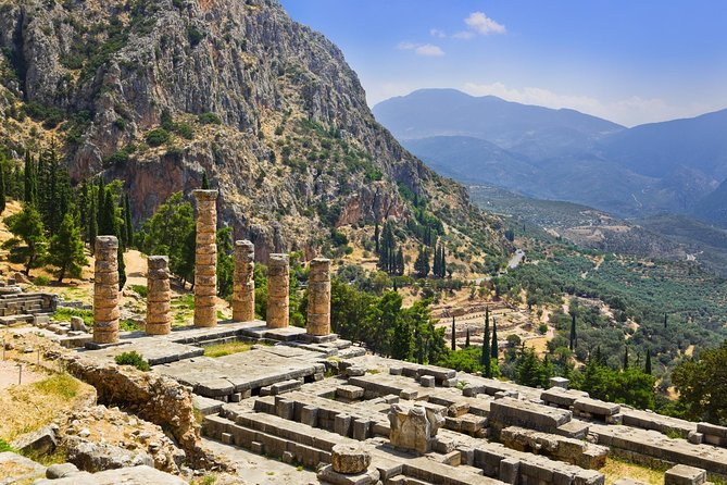 Delphi Day Trip from Athens photo 1