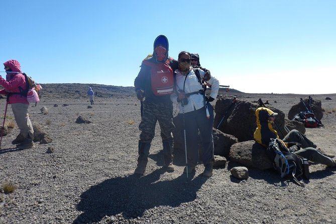 Climbing Mt. Kilimanjaro using Machame Route photo 5
