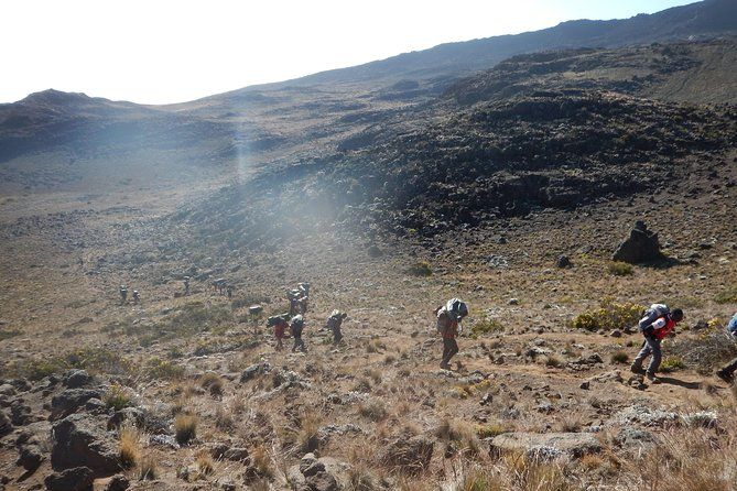 Climbing Mt. Kilimanjaro using Machame Route photo 7