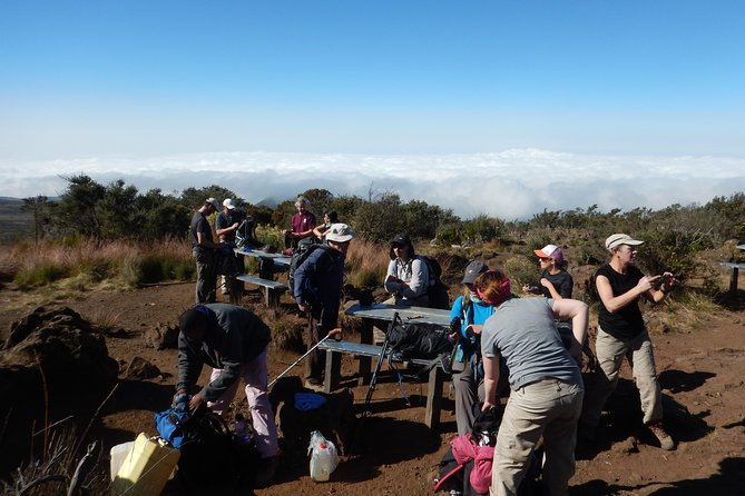 Climbing Mt. Kilimanjaro using Machame Route photo 2