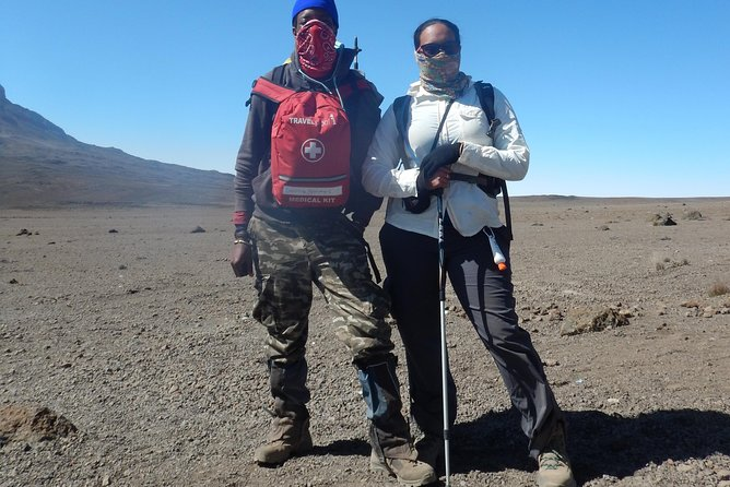 Climbing Mt. Kilimanjaro using Machame Route photo 3