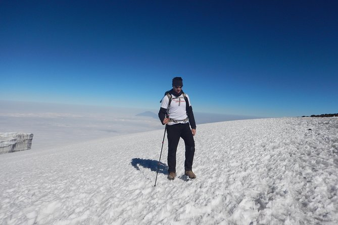 Climbing Mt. Kilimanjaro using Machame Route photo 6