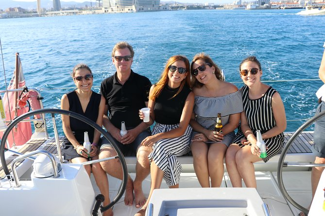 2-Hour Small Group Cruise from Barcelona