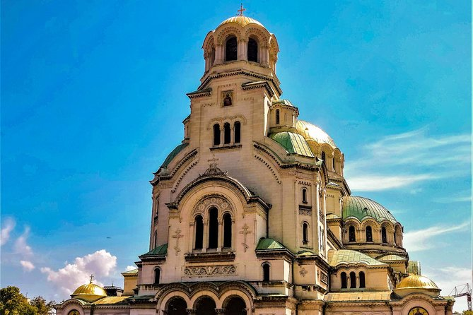 Self-guided Discovery Walk in Sofia's Centre: 7 millennia of secrets