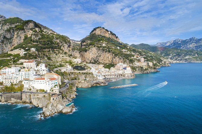 Amalfi Coast Private Boat Cruise - Available Autumn to Spring!