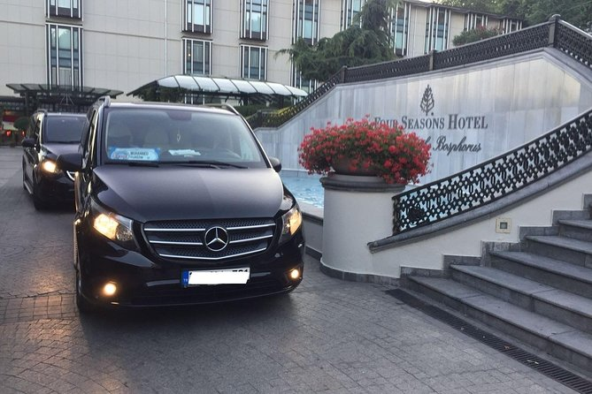 Arrival Private Transfer from Bodrum Airport BJV to Bodrum City by Minivan