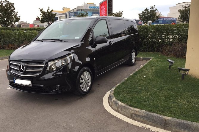 Departure Private Transfer from Bodrum City to Bodrum Airport BJV by Minivan