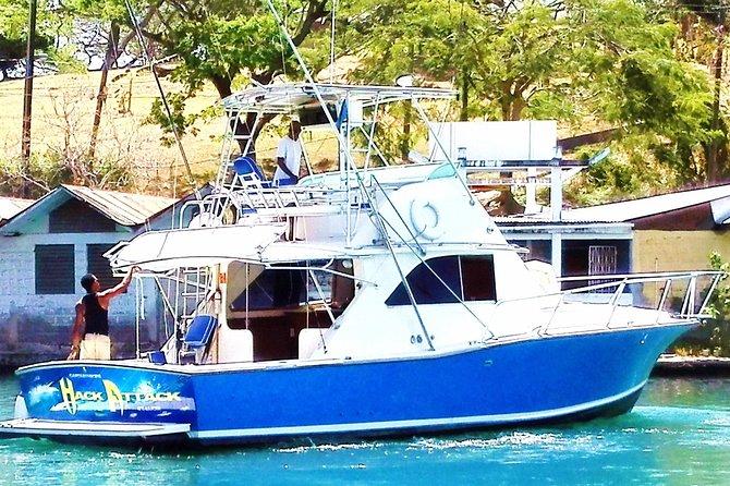 St Lucia Sport Fishing Tour