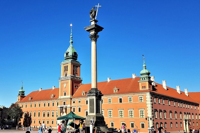 Warsaw: a historic riddle route