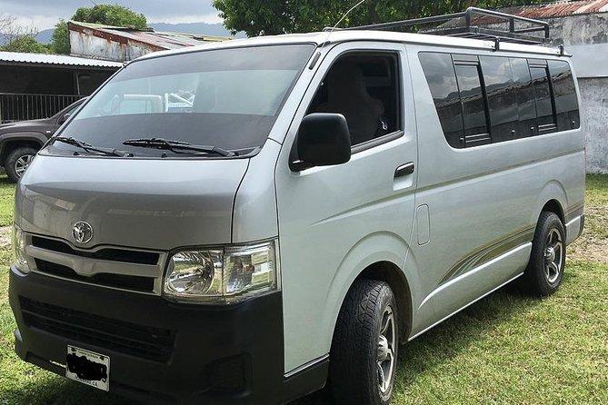 12 Passenger Minivan
