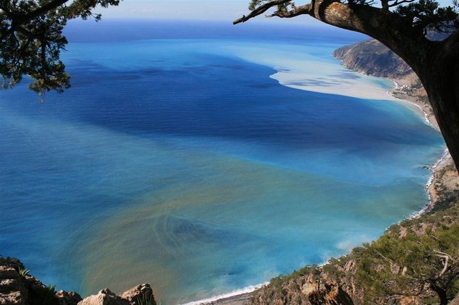 4 days hiking in Crete - Hiking the very south coast line of Crete Island