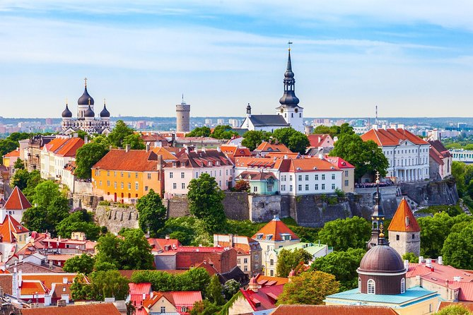 THE BEST OF THE BALTIC HIGHLIGHTS IN 8 DAYS, 4* HOTELS (Departure Guaranteed)