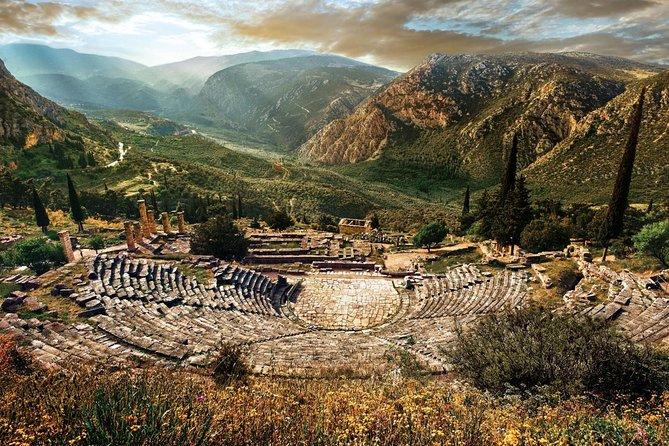 9.Delphi Full Day Private Tour