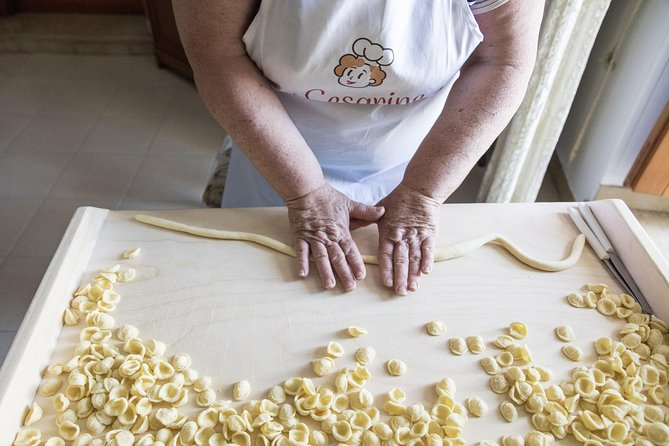 Share your Pasta Love: Small group Pasta and Tiramisu class in Otranto