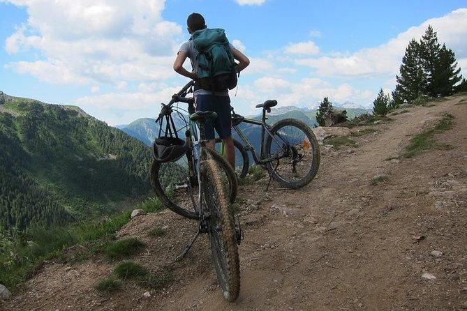 Dajti Mountain Downhill Bike Tour